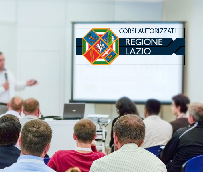 Corsi autorizzati dalla Regione Lazio