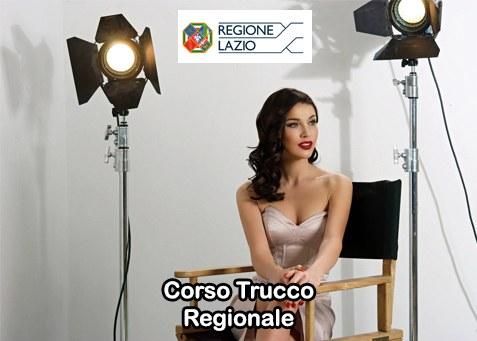Corso Truccatore Cinematografico e Audiovisivo  (500 ore) – Aut. Regione Lazio