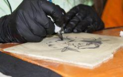 Lezione Tattoo - I Step